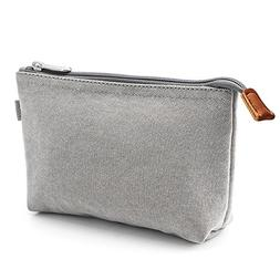 Tomtoc Portable Canvas Storage Pouch Bag Case Accessories Or