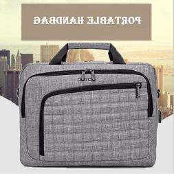 Portable Laptop Bag Shoulder Bag Business Briefcase Handbag