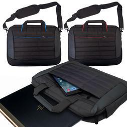 Premium Shoulder Bag carry case with Detachable Strap for HP