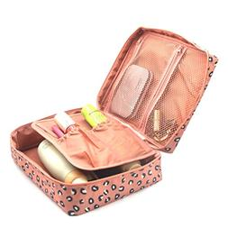 Ac.y.c Multifunction Cosmetic Bag Toiletry Bag Portable Make