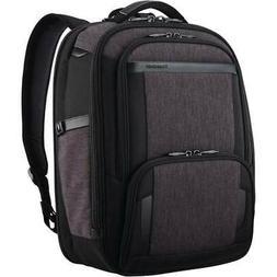 Samsonite Pro Slim Business Laptop Backpack - Shaded Gray/Bl