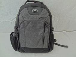 "Ogio Prospect Professional Utility Backpack Gray Fits 17"" La"