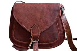QualityArt Distressed Small Leather Purse Women Shoulder Bag