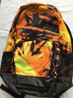 Hurley Renegade Printed Backpack Kids Book Bag - Laptop Pock