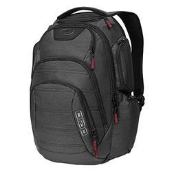 OGIO Renegade RSS Laptop Back Pack Black Pindot