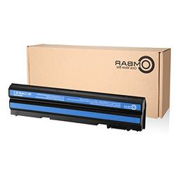 OMBAR Laptop Battery Compatible with Dell Latitude E5420 E55