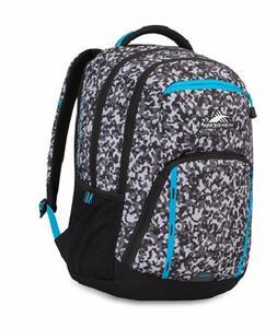 High Sierra Riprap Backpack w/ Padded Laptop Sleeve , Black
