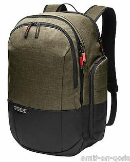 "OGIO Rockwell Pack 15"" Laptop / MacBook Pro 29.5L Olive Back"