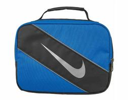 85fe28c7dcc Nike Royal Blue Black Soft School Insulated Lunch Tote Bag B
