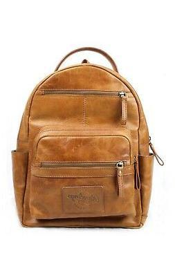 RAWLINGS RS10057 Frankie Medium Laptop Backpack Men's Leathe