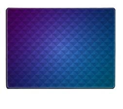 MSD Natural Rubber Placemat IMAGE 13908261 Colorful abstract