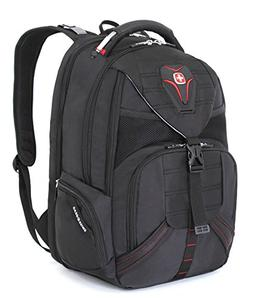 Swiss Gear SA5892 Black TSA Friendly ScanSmart Laptop Backpa