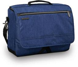 Samsonite Modern Utility Messenger Bag Laptop, True Navy One