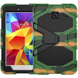 Samsung Galaxy Tab E 8.0 inch Case with Screen Protector, Je