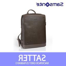 "Samsonite SATTER Backpack 15.6"" Laptop iPad Slim Style Bag 1"