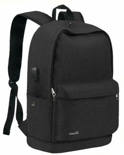 School Backpack, College Middle High Student Anti-Theft Lapt