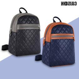 "School Backpack Travel Bag Laptop Case For 15"" MacBook Air P"