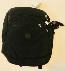 "KIPLING Seoul BP4449 17"" Laptop Backpack Bag 27L 7 GAL Bla"