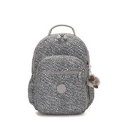 "Kipling Seoul Go Large 15"" Laptop Backpack Lunminous Stripe"