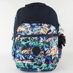 KIPLING SEOUL GO L Backpack with Laptop Protection Summery D