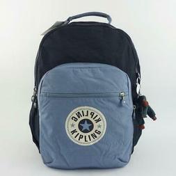 """KIPLING SEOUL GO Large 15"""" Laptop Backpack True Blue Bold Bl"""
