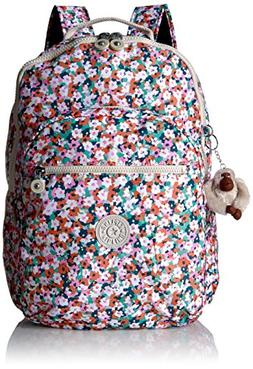 Seoul Prt Backpack, MDWFLWRPNK, One Size