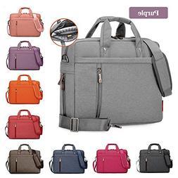 Samaz Shakeproof Nylon Laptop Messenger Shoulder Bag Case Br