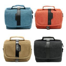 Single Shoulder Protective Travel Carrying Messenger Bag For