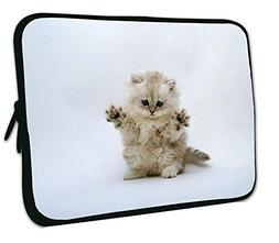 Lannmart Skulls Tablet Protective Neoprene Shell Cover Bags