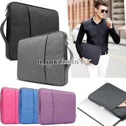 Sleeve Case Hand Bag For 10 11 13 15 ipad MacBook Pro Retina