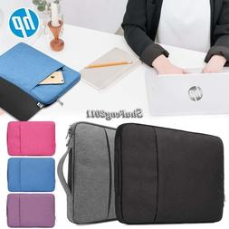 "Sleeve Pouch Case Bag For Various HP 13.3"" 14"" Spectre Chrom"