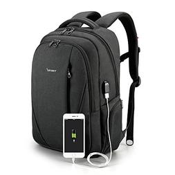 Tigernu Slim Business Laptop Backpack Anti Thief Water Resis
