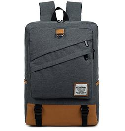 Miustyle Slim Business School bag Backpack Briefcase Canvas