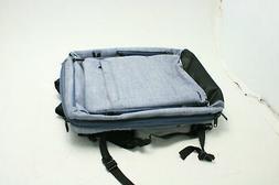 AmazonBasics Slim Carry On Travel Backpack w Laptop Sleeve D