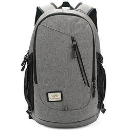 ZEBELLA Slim Laptop Backpack 15.6 Inch Business Computer Bag