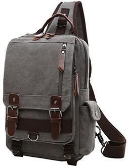 Mygreen Sling Backpack for Men and Women One Shoulder Single