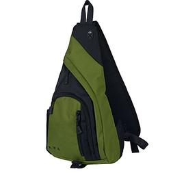 Sling Crossbody Backpacks Chest Shoulder Bags Multi-Use Dayp