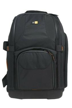 Case Logic  SLR Camera/Laptop Black Backpack