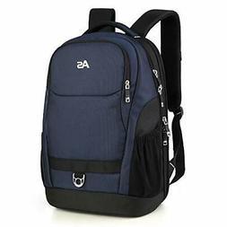 ASPENSPORT Travel Laptop Backpack TSA-Friendly Fit 15.6 Inch