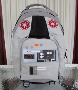 Star Wars AT-AT Pilot Backpack Laptop Protection Licensed Sc