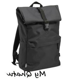 IKEA STARTTID Backpack Book Bag Zip Laptop Pocket 5 Gal Blac