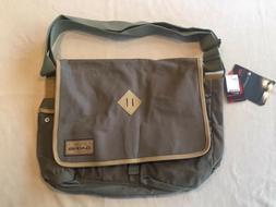 Dakine STATION 20L Olive Green Messenger Shoulder Bag with O