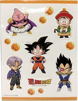 Dragon Ball Z Stickers - SD Groups Set