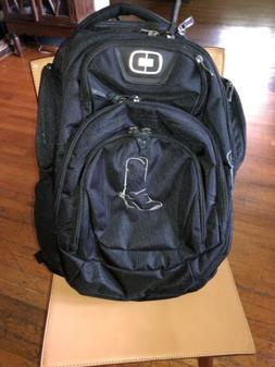 """OGIO Stratagem Back Pack 17"""" Laptop MacBook Pro Backpack-Bla"""