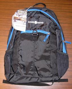 "SwissGear Student Backpack For 15"" Laptops W/ Tablet Sleeve"