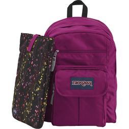 JanSport Digital Student Laptop Backpack - 2100cu in Multi C