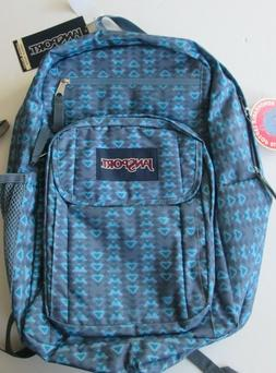 JanSport Digital Student Laptop Backpack - Mesa Geo