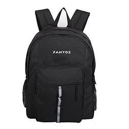 ROYMAX Student School Backpack, Water Resistant Laptop Backp