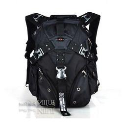 Stylish Swiss Gear Men School Laptop Backpack Netbook Travel