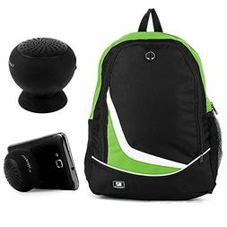 SumacLife Nylon Backpack Campus Rucksack Casual Daypack  for